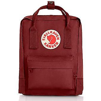Fjällraven K nken Mini Unisex Reppu, 100% vinyyli, 7 litraa, punainen (Ox Rojo), 20 x 13 x 29 cm