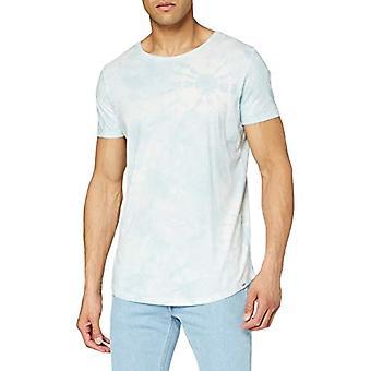 Lee formad tee T-shirt, Skyway Blue, L Man