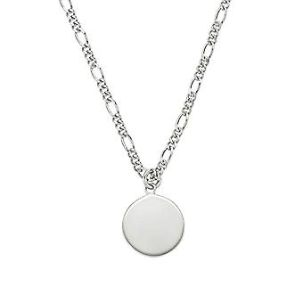 NOELANI Necklace with women's pendant, in silver 925, adjustable length