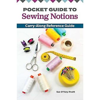 Pocket Guide to Notions Landauer Handy 4x6 CarryAlong Sewing Reference on Adhesives Rotary Cutters Needles Bobbins Scissors  More How to  Notion Correctly CarryAlong Reference Guide