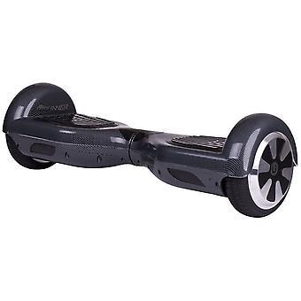"""U-Runner Hoverboard mit Pneumatikreifen 10"""" Carbon"""