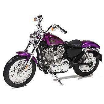 Harley Davidson XL1200V 72 (2013) Diecast malli moottori pyörä