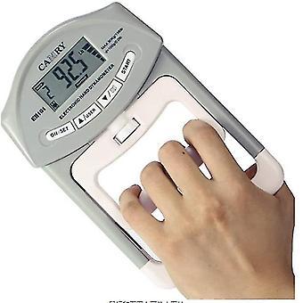 قبضة الإلكترونية، معدات التدريب قابل للتعديل، اليد قبضة متر (رمادي)