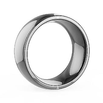 R4 Smart Ring Nfc Electronics Mobile Ios Android Smartphone Wearable Finger Ring(60mm)