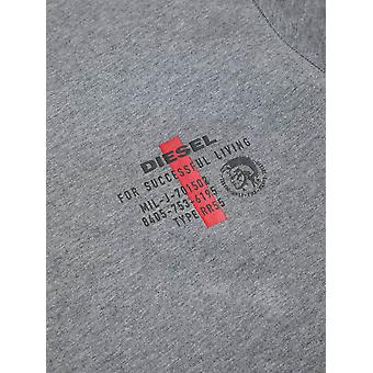 Diesel Diegos T-Shirt - Grau