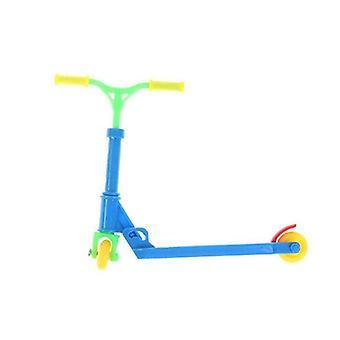 Mini Scooter De plástico Crianças Brinquedo Duas Rodas Scooter's Educacional.