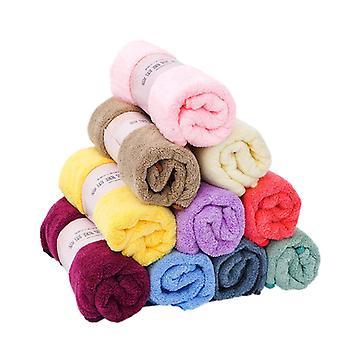Newborn Cotton Baby Blanket Infant Swaddle Receiving Blankets