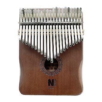 Kalimba Thumb Piano 21 Keys Portable Musical Instrument For Children Adult Beginner