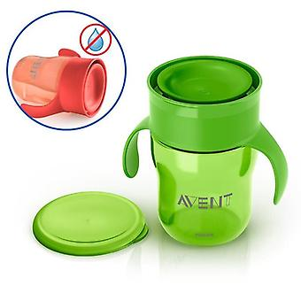Grown Up Cup, Red OR Green, 260ml, Pack of 1