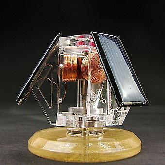 太陽磁気懸濁液メンドシノモーター