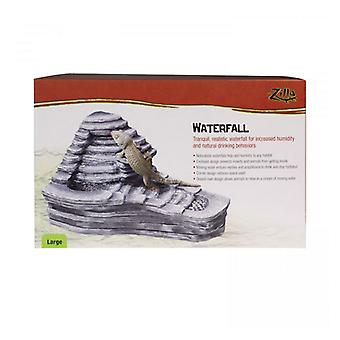 Zilla Large Waterfall for Reptiles - 1 count
