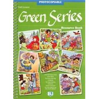 Ready to read - Green line: Photocopiable Teacher's book