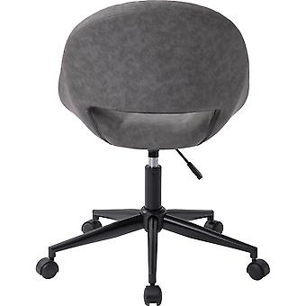 Velvet Office Chair Ergonomic Without Arms For Home Office Bedroom