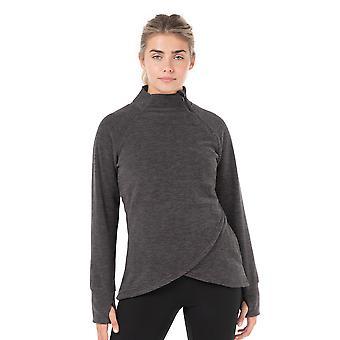Kyodan Womens Long Sleeve Sutton Polar Fleece ¼ Zip Sweater