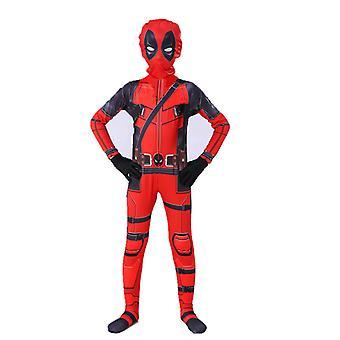 Kinderkostüm Halloween Kostüm Cosplay (Deadpool)