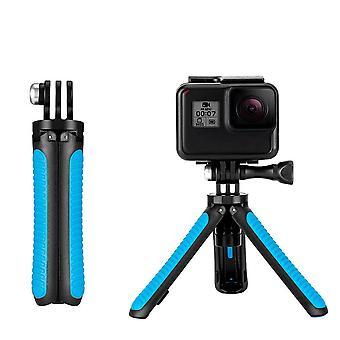 Telesin Mini Main Selfie Stick Trépied Pour Gopro Hero 5 6 7 8 Pour Dji Osmo Action