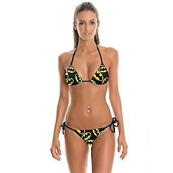 Women's 2 Pieces High Cut String Swimwear