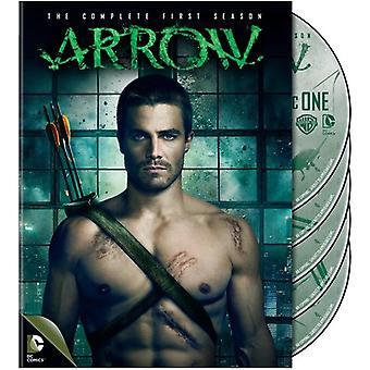 Arrow - Arrow: Season 1 [DVD] USA import