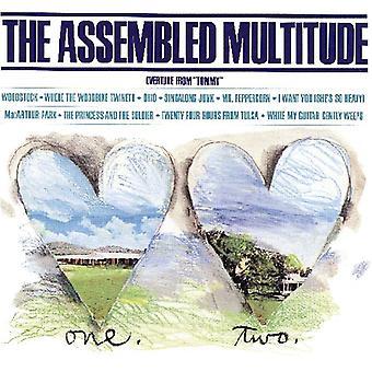 Assembled Multitude - Assembled Multitude [CD] USA import