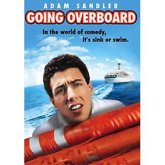Gå överbord [DVD] USA import
