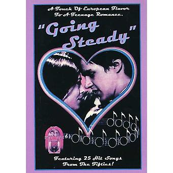 Going Steady [DVD] USA import
