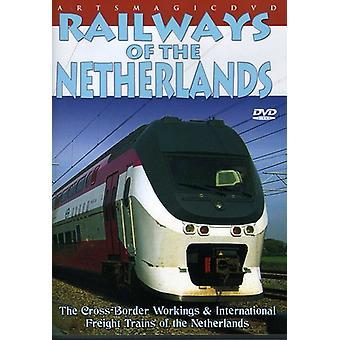 Railways of the Netherlands [DVD] USA import