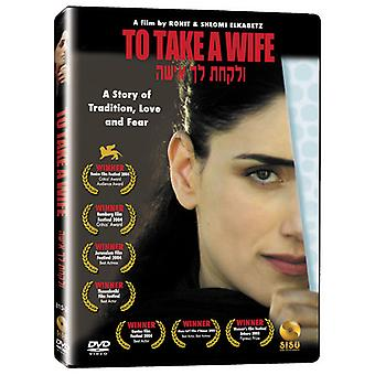 To Take a Wife [DVD] USA import