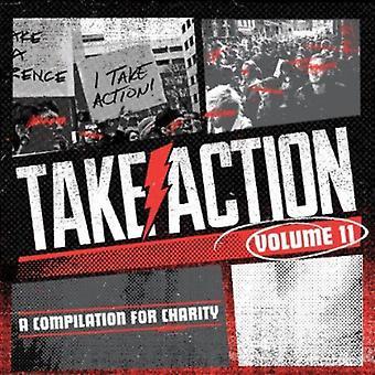 Take Action - Take Action! Vol. 11 [CD] USA import