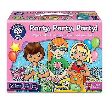 Orchard Party Party part