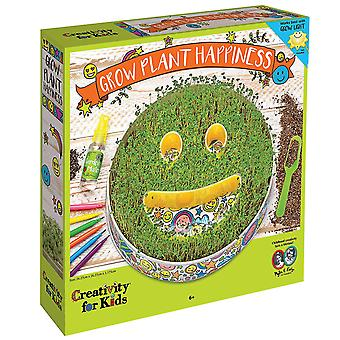 Creativity For Kids 6126 Plant Happiness Grow Kit