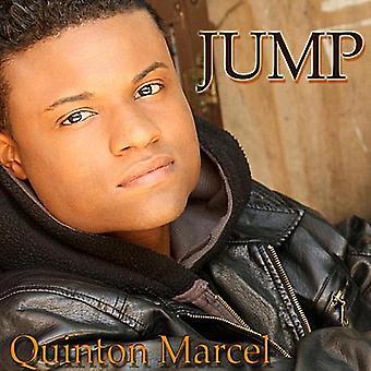 Quinton Marcel - Jump [CD] USA import