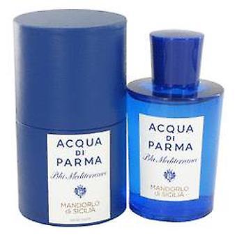 Acqua di Parma Blu Mediterraneo Mandorlo di Sicilia Eau de Toilette 150ml EDT Spray