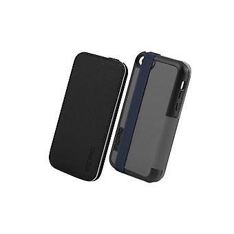 5 Pack -Incipio Watson Wallet Case for Apple iPhone 5c (Black/Black)
