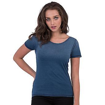 So Denim Womens/Ladies Mia Indigo T-Shirt