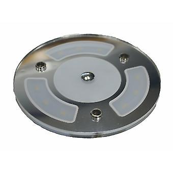 Dimatec Round Touch Switch 9 LED Caravan Ceiling Light