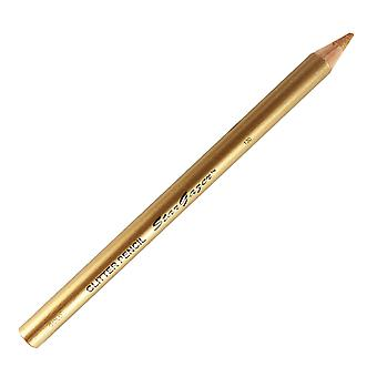 Lipliner of eyeliner potlood Glitter Gold