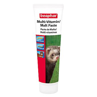 Beaphar Multi-Vitamin Malt Paste for Ferrets 100g, Minerals & Vitamins