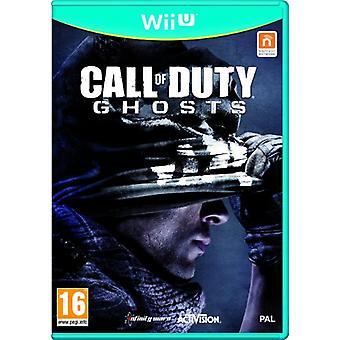 Call of Duty Ghosts (Nintendo Wii U) - New