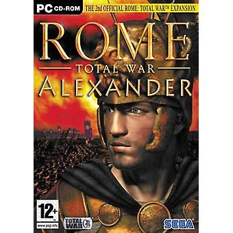 Rooma Total War - Alexander Expansion Pack (PC) - Uusi