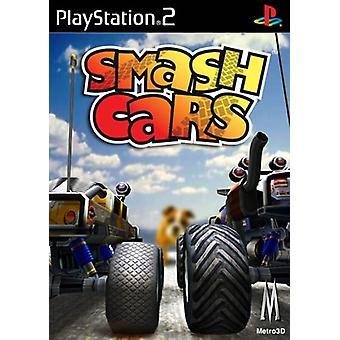 Smash Cars (PS2) - Nieuwe fabriek verzegeld