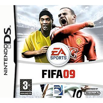 FIFA 09 (Nintendo DS) - Novo