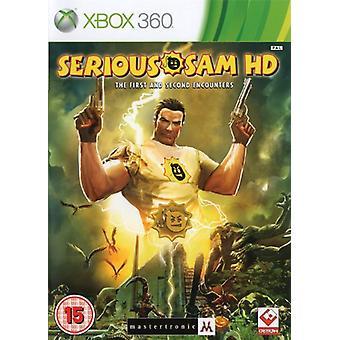 Serious Sam - Gold Edition (Xbox 360) - Fabrik versiegelt