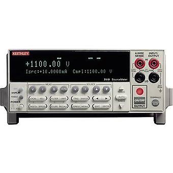 Keithley 2410 Bench PSU (adjustable voltage) 0 - 1000 V 0 - 1 A 20 W No. of outputs 1 x