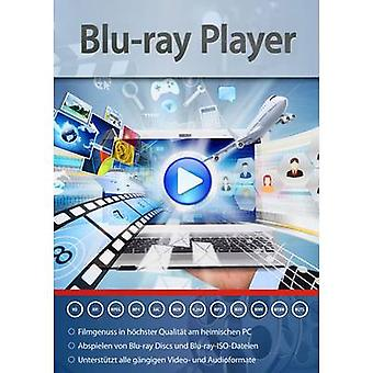 Markt & Technik Blu-Ray Player Fullversjon, 1 lisens Windows Multimedia