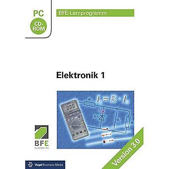Lernprogramm - Elektronik 1 Vogel Communications Group 978-3-834-33110-6