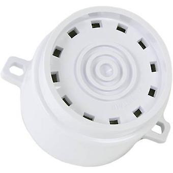 ComPro Sounder Askari Flansch Multitonsignal 12 V DC, 24 V DC 101 dB