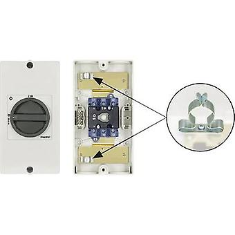 Kraus & Naimer KG10 T103/D-A050 KS51V Disconnector Lockable 1 x 90 ° Black 1 pc(s)