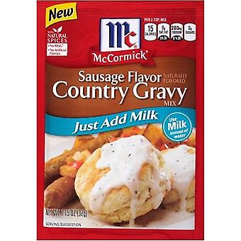 McCormick Sosis Flavor Country Gravy Mix