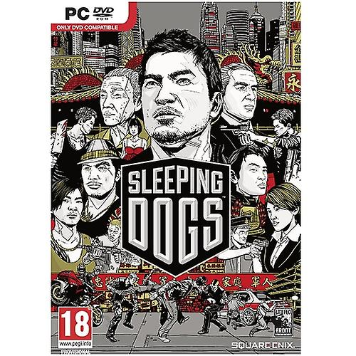 Sleeping Dogs PC Game