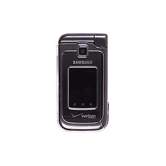 OEM Verizon Samsung U750 Alias 2 Snap-On asia - Clear (suurin pakkaus)